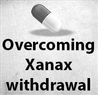 Overcoming Xanax withdrawal